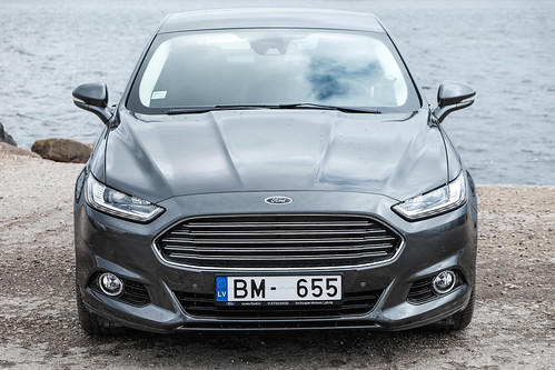 Ford Mondeo 2015 | by Janitors