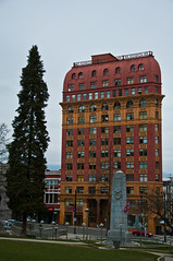 Dominion Building - First Skyscraper of Vancouver