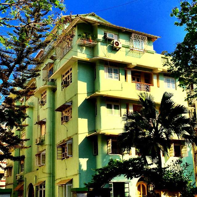 Colaba building