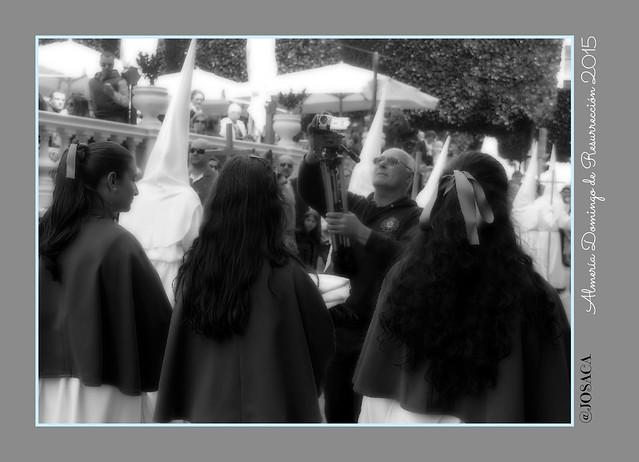 Almería Pre Hermandad El Resucitado: Domingo de Resurrección 2015