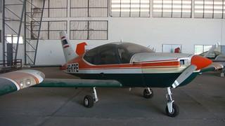 SOCATA TB-9 Tampico HS-TPE-01 Hua Hin 14Jan10