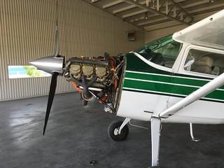 Cessna 185 C-GDDF