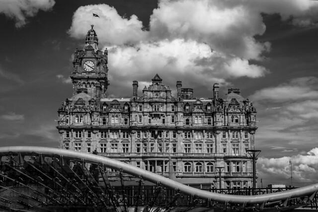 UK - Scotland - Edinburgh - The Balmoral Hotel