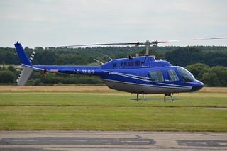 G-TEGS Bell 206 Jetranger