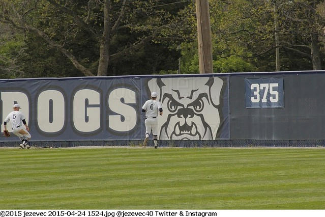 2015-04-24 1524 College Baseball - Creighton Bluejays @ Butler University Bulldogs