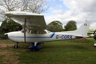 Cessna 172 G-CGRX