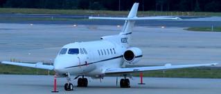 Vision Holdings 102 Raytheon Hawker 800