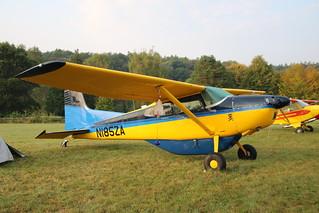 Cessna 185 N185ZA Hahnweide 11/09/16