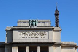 Paris - Palais de Chaillot