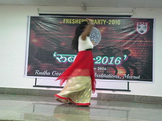 Freshers Party- 2016 | by webrggi