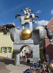 Bietigheim-Bissingen Baden Württenberg (Germany) Turm der grauen Pferde 07-08-2012