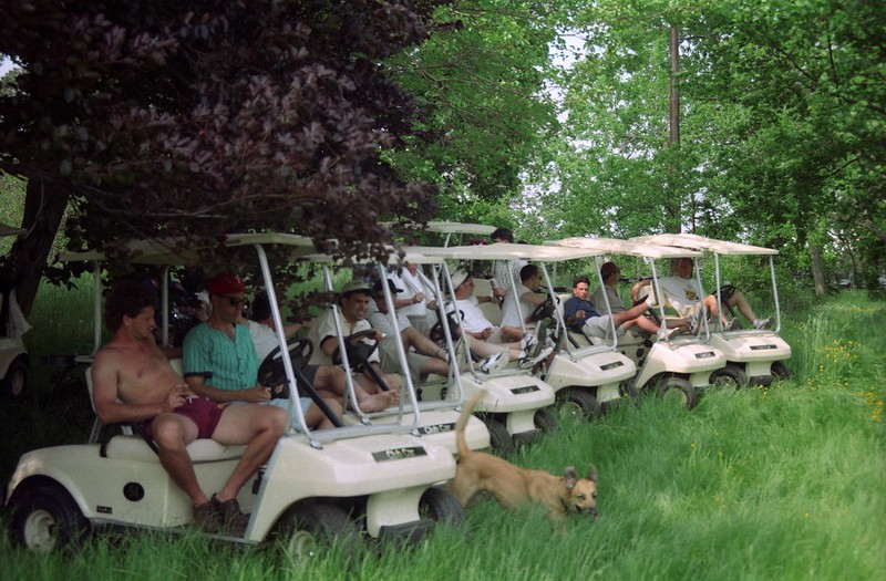 1995 Golf Outing