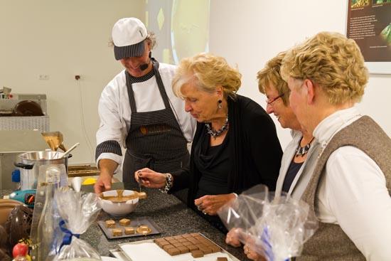 Ridderkerk - Chocolade Atelier Van Noppen