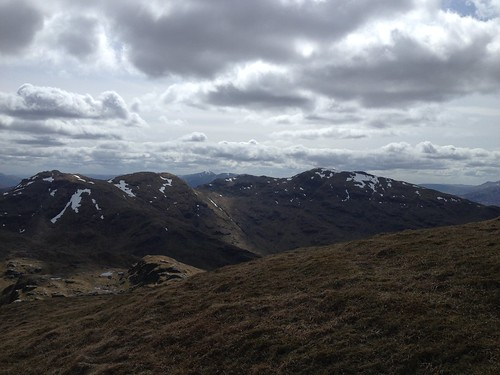 An Caisteal and Beinn a'Chroin | by rthoms27