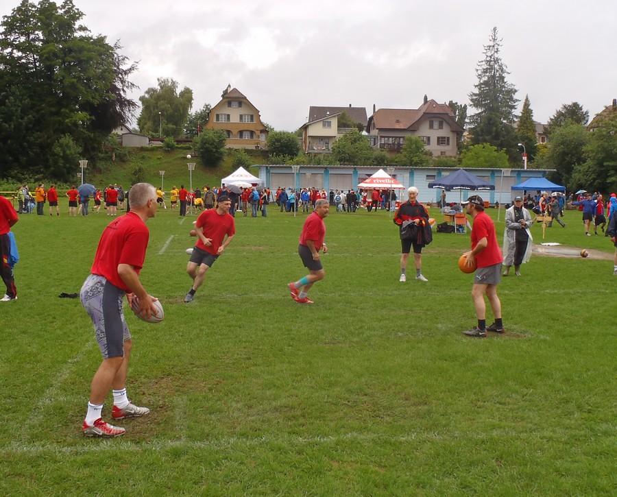 Männerriege RTF Biberist 2011