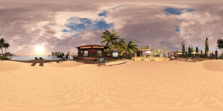 Caitinara Bar at Holly Kai Park, Second Life 360 | by inarapey