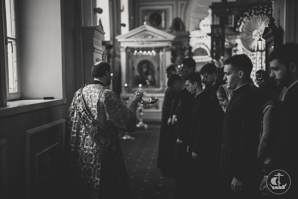 14 октября 2016, Покров Пресвятой Богородицы / 14 October 2016,the Protection of Our Most Holy Lady the Theotokos and Ever-Virgin Mary