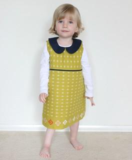 Debbie's Birthday Dress