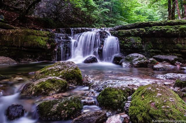 Jura Waterfall