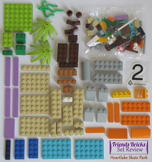 10-HeartlakeSkatePark-bag-2-contents | by LegoMyMamma