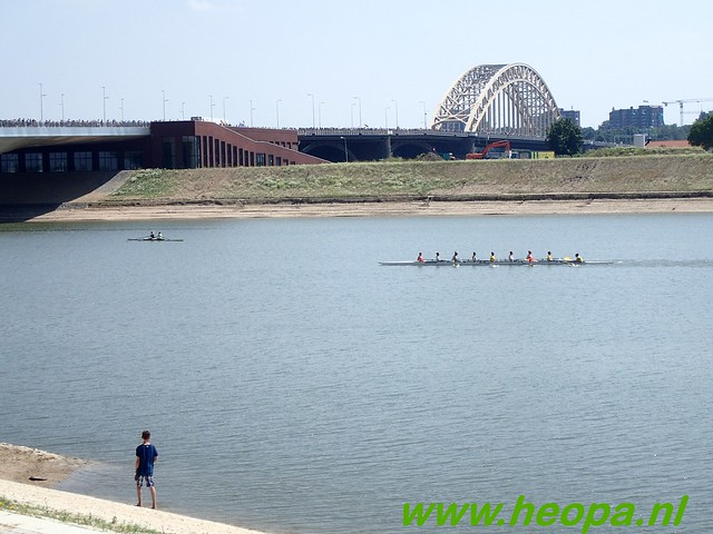 2016-07-19   1e dag Nijmegen    40 Km (130)