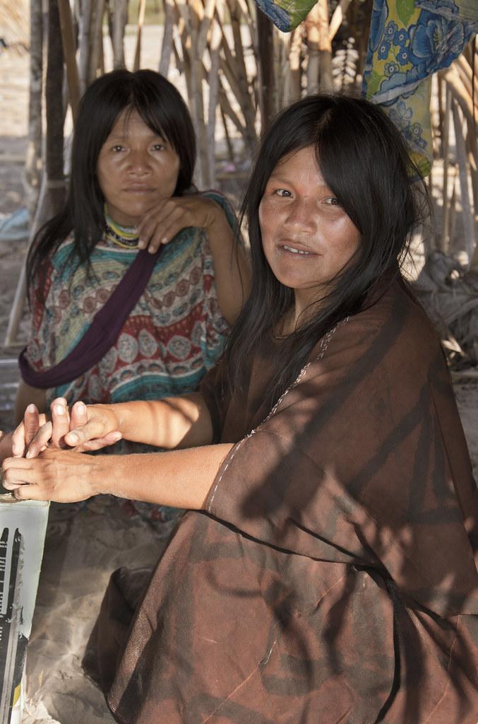 Shanenawa women
