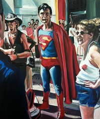 superman at mann's: candice flewharty