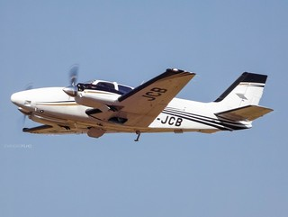 PT-JCB - Hawker Beechcraft Baron G58