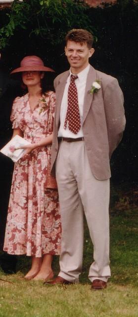 Grahame & Joy - July 1992