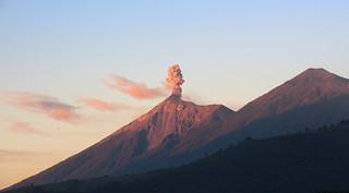 Gently Erupting