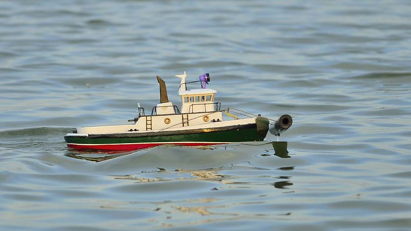 Rescue tug