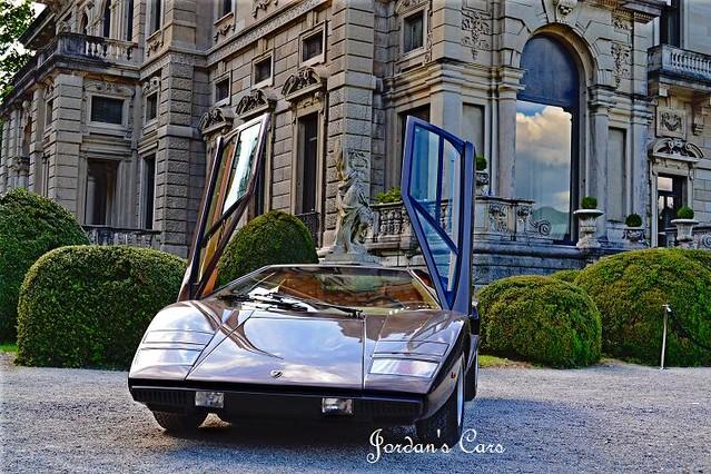 Lamborghini Countach Lp400