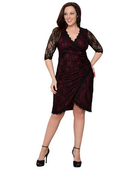 Plus Size Dresses 4x 5x | via Gown Ideas Blog ift.tt/1d6n5vo ...