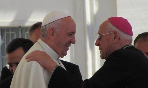 audiencia s pápežom Františkom