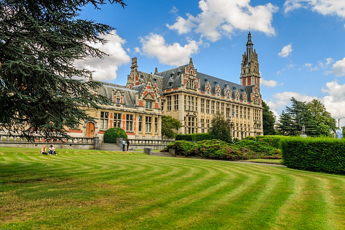 Brussels ULB campus (other view) | by Mathay Jean-Luc