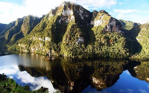Laguna de los Cóndores, Chachapoyas, Amazonas, Perú