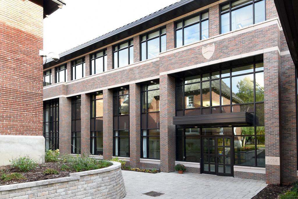 Ashbury College Creative Learning Centre, David S  McRobie