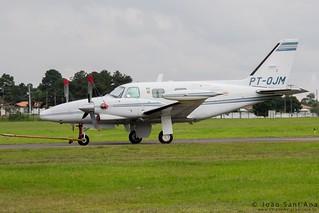 Piper PA-31T Cheyenne II - PT-OJM