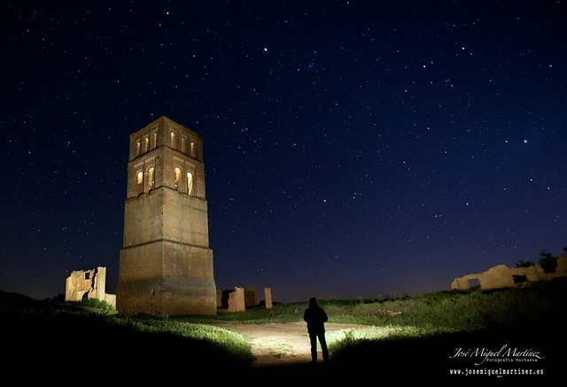 Fotografía Nocturna en Villacreces
