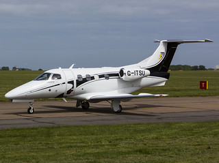 G-ITSU Embraer EMB-500 Phenom 100