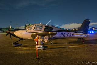 Cirrus SR22 GTS - PR-PAA