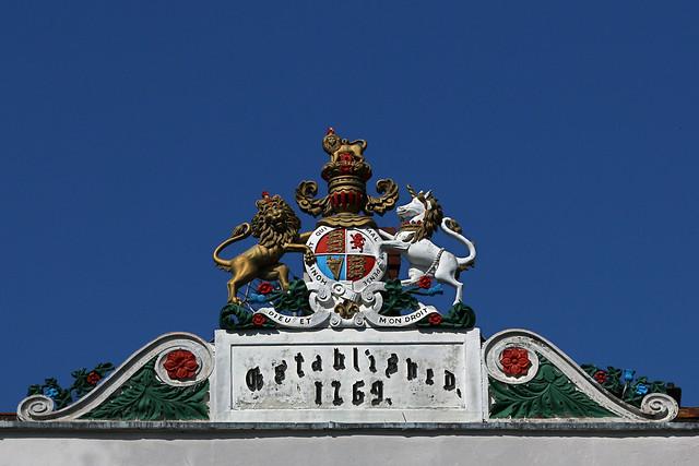 1768 Established