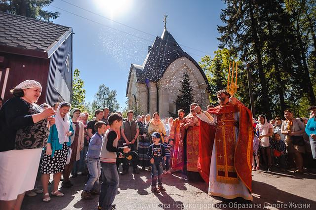 15 мая 2016. Неделя 3-я по Пасхе, святых жен-мироносиц