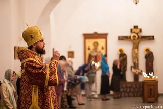 Литургия в Юрьевом монастыре 130