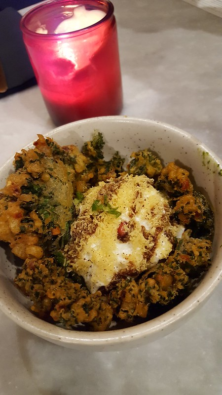 Talli Joe - Kale Chaat