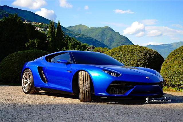 Lamborghini Asterion Concept By Jordan's Cars