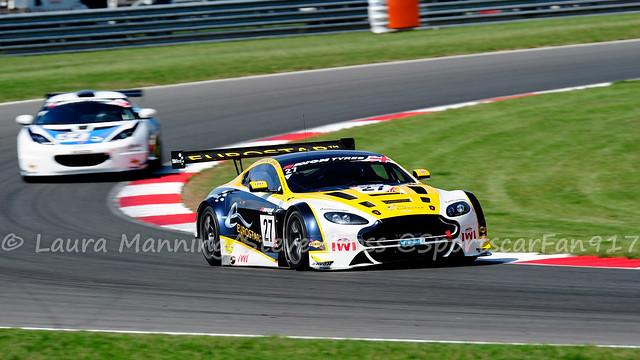 TF Sport - Aston Martin Vantage GT3 - Andrew Jarman/Jody Fannin (British GT)