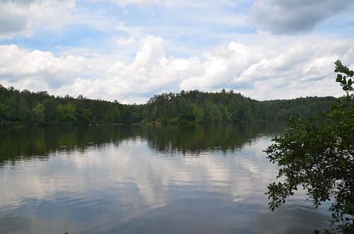 sky lake reflection tree water clouds virginia nikon outdoor va yabbadabbadoo fairystonestatepark d7000 fairystonepark fairystonelake tamron18270 nikond7000 tamron18270f3563diiivcpzd