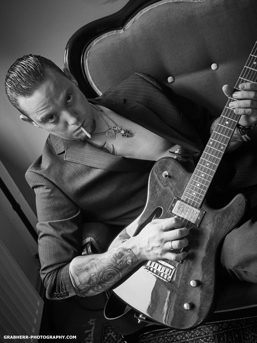 Blacktop Aces | Rockband | Guitarist