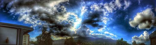 landscape eveningsky thaland cloudandsky iphoneography aroundchiangmai